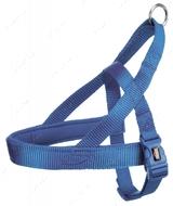Нейлоновая Норвежская шлея синяя  Premium Norwegian Harness royal blue