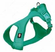 Нейлоновая шлея-майка для собак, бирюзовая Comfort Soft Touring Harness