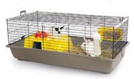 НЕРО 4 ДЕЛЮКС (Nero 4 De Luxe) клетка для кроликов