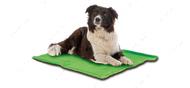 Охлаждающий коврик для собак с антикомариной пропиткой CROCI