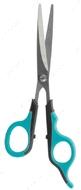 Ножницы для стрижки прямые, 18 см