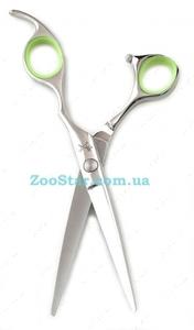 Ножницы профессиональные высококачественные стальные парикмахерские прямые.