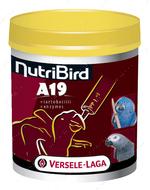 Молоко для птенцов крупных попугаев – макаусов, эклектусов, серых африканских попугаев и др птенцов NutriBird A19 for baby-birds