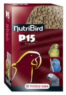 Гранулированный корм для попугаев, с орехами ОРИГИНАЛ ЕЖЕДНЕВНЫЙ NutriBird P15 Original Maintenance