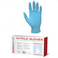 Одноразовые перчатки, нитриловые, 50 штук