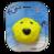 """""""OL YELLOW"""" - Желтая собака - виниловая игрушка для собак"""