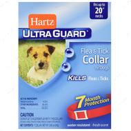 Ошейник для собак от блох и клещей красный Hartz Ultra Guard Flea s Tick Collar