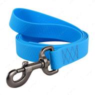 Поводок для собак водостойкий голубой Waterproof WAUDOG