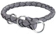 Ошейник-удавка для собак графитовый Cavo Stop-the-pull Collar graphite
