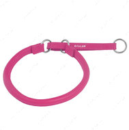 Ошейник-удавка розовый GLAMOUR WAUDOG