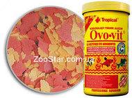 Ovo-vit - витаминизированный корм для мальков