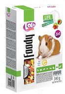Овоще-фруктовый корм для морской  свинки 2 в 1 LoLo Pets basic for GUINEA PIG