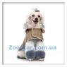 Пальто на овчинке, размер 5