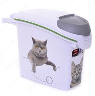PetLife Food Box 15 L (6 кг) - Контейнер для хранения сухого корма для собак