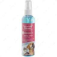 Спрей от зубного налета для собак и кошек Sentry Petrodex Dental Spray