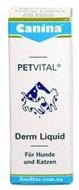 """Активирует клеточный обмен веществ """"Petvital Derm Liquid"""""""