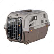 Переноска для авиа перелетов и транспортировки животных Skudo Transport Box № 1