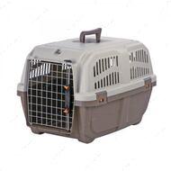 Переноска для авиа перелетов и транспортировки животных Skudo Transport Box № 3