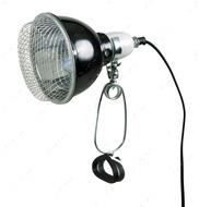 Плафон с защитной сеткой Reflector Clamp Lamp with safety guard