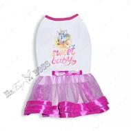 Платье для собак Mr.БарBOSS SWEET BABY
