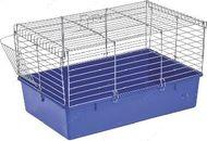 """Поддон для клетки """"Кролик"""" 50 ХРОМ  50*27 см"""