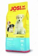 Сухой корм Йозера для щенков и молодых собак всех пород JosiDog JUNIOR