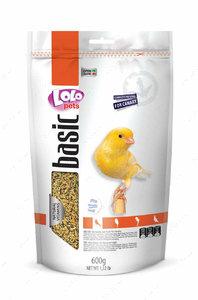 Полнорационный корм для канареек LoLo Pets basic for CANARY