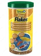 Pond Flakes Основной корм в виде хлопьев для прудовых рыб