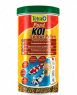 Pond Koi Colour Pellets премиум корм для карпов Кои