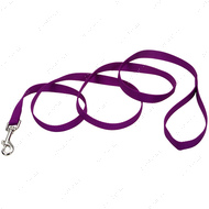 Поводок для собак пурпурный Nylon Training