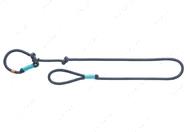 Поводок-полуудавка для собак сине-голубой BE NORDIC