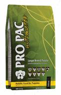 """Беззерновой сухой корм для щенков крупных пород, беременных и или кормящих сук """"Large Breed Puppy Chicken & Brown Rice Formula"""""""