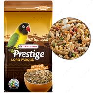 Зерновая смесь полнорационный корм для неразлучников, карликовых попугаев АФРИКАНСКИЙ ПОПУГАЙ Prestige Loro Parque African Parakeet Mix