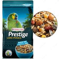 Зерновая смесь полнорационный корм для крупных и средних попугаев АМАЗОНСКИЙ Prestige Loro Parque Amazone Parrot Mix