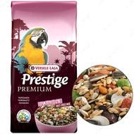 Зерновая смесь корм для крупных попугаев Prestige Premium Parrots