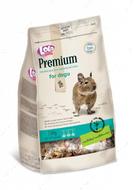 Полнорационный корм для дегу LoLo Pets Premium for Degu