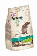 Полнорационный корм для декоративных крыс ПРЕМИУМ  LoLo Pets PREMIUM for rats