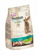Полнорационный корм для кролика ПРЕМИУМ Lolo Pets PREMIUM for rabbit
