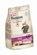 Премиум корм для средних попугаев LoLo Pets PREMIUM for COCKATIEL