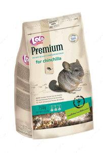 Полнорационный корм для шиншилл ПРЕМИУМ LoLo Pets PREMIUM for Chinchilla