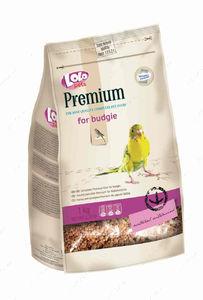 Полнорационный корм для волнистых попугаев ПРЕМИУМ LoLo Pets PREMIUM for BUDGIE