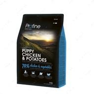 Сухой корм для щенков с курицей и картофелем PUPPY CHICKEN & POTATOES