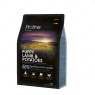 Сухой корм для щенков с ягненком и картофелем PUPPY LAMB & POTATOES