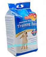 Супервпитывающие пеленки для щенков Training Academy Training Pads,  56 х 56 см, 6 штук
