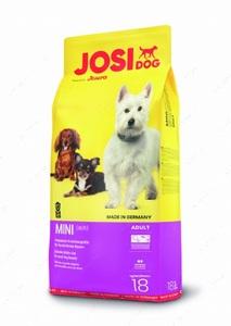 Сухой корм Йозера для собак мелких пород JosiDog Mini