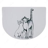 PUSSY CATS - коврик под миски для кошек
