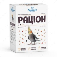 Корм Природа Рацион для средних попугаев