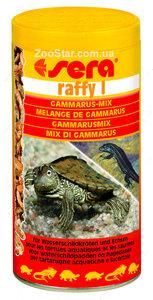 """Раффи I  """"Raffy I"""" Кормовая смесь с гаммарусом для рептилий и амфибий"""