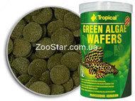 reen Algae Wafers, - корм в таблетках для донных растительноядных рыб