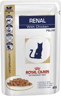 Лечебная диета для кошек с почечной недостаточностью с курицей RENAL FELINE